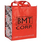Expressions Grocery Tote - Red