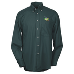Soil Release Button Down Poplin Shirt - Men's - 24 hr