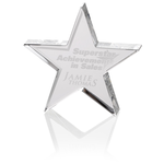 Star Crystal Award - 4