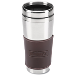 Cutter & Buck Leather Tumbler - 16 oz.