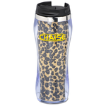 Hollywood Travel Tumbler - Leopard - 14 oz.
