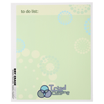 Removable Memo Board Sticker - To Do - Burst