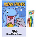 Activity Pad Fun Pack - Ocean Friends