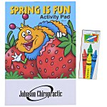 Activity Pad Fun Pack - Spring Is Fun