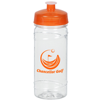 Clear Impact PolySure Cyclone Sport Bottle - 16 oz.