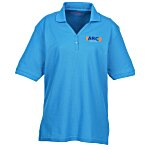 Soft Touch Pique Y-Placket Sport Shirt - Ladies'