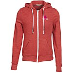 Alternative Unisex 6.4 oz. Rocky Full-Zip Hoodie – Emb