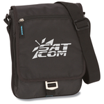 Zoom iPad Messenger Bag - 24 hr
