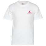 Soft Spun Cotton T-Shirt - Men's - White