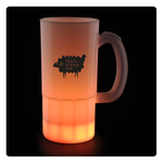 Frosted Light Up Stein - 20 oz.