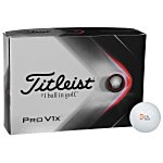 Titleist Pro V1x Golf Ball – Dozen – Quick Ship