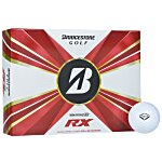 Bridgestone Tour B330RX Golf Ball - Dozen