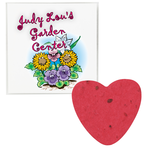 Plant-A-Shape Flower Seed Packet - Heart