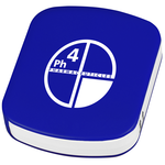 4 Compartment Pill Case - 24 hr