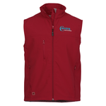 Innis Soft Shell Vest - Men's - 24 hr