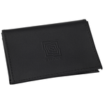 Bonded Leather Card Case