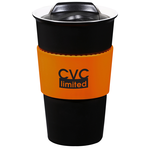 Java Ceramic Travel Tumbler - 12 oz.