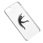 myPhone Hard Case for iPhone 5/5s - Translucent - 24 hr
