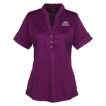 OGIO Hypnotic Henley - Ladies'