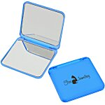 Magnifying Compact Mirror - Translucent - 24 hr