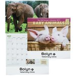 The Old Farmer's Almanac - Baby Animals - Spiral - 24 hr