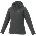Bryce Insulated Soft Shell Jacket - Ladies' - 24 hr