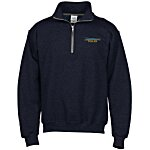 Gildan Heavy Blend Vintage 1/4 Zip Sweatshirt - Embroidered