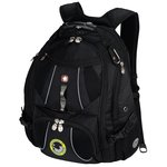 Wenger Mega Laptop Backpack - Embroidered