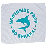 Poly Blend Rally Towel