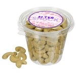 Round Snack Pack - Roasted Cashews
