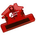 Keep-it Magnet Clip - House - Translucent