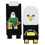 Paws and Claws Magnetic Bookmark - Eagle