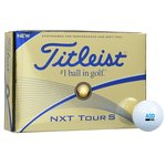 Titleist NXT Tour S Golf Ball - Dozen - Quick Ship