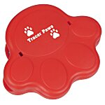 Keep-it Magnet Clip - Paw - Opaque - 24 hr