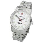 Wenger Field Watch with Bracelet - Men's