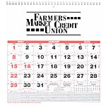 Almanac Wall Calendar - 11