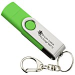 Smartphone USB Swing Drive - 4GB
