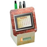 Coaster Desk Top Calendar - Craftsman
