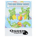 Pool & Water Safety Coloring Book