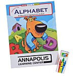 Color & Learn Fun Pack - Alphabet