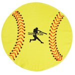 Sport Ball Towel - Softball