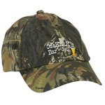 Outdoor Cap Garment Washed Camo Cap