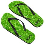 Adult Flip Flops - Large - Full Color