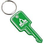 Square Head Key Soft Key Tag - Translucent