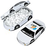 Sugarfree Minty 500 Race Car - White