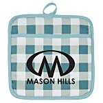 Therma-Grip Pocket Pot Holder - Plaid