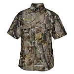 Reef Camo Double Pocket Shirt - Men's