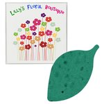 Plant-A-Shape Flower Seed Value Packet - Leaf