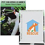 Standard Series Seed Packet - Pet Grazing Garden