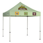 8' Deluxe Event Tent - Full Color